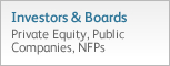 Investors and Boards